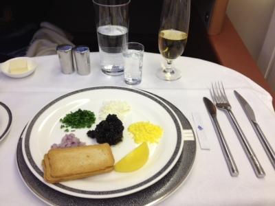 Malossol caviar