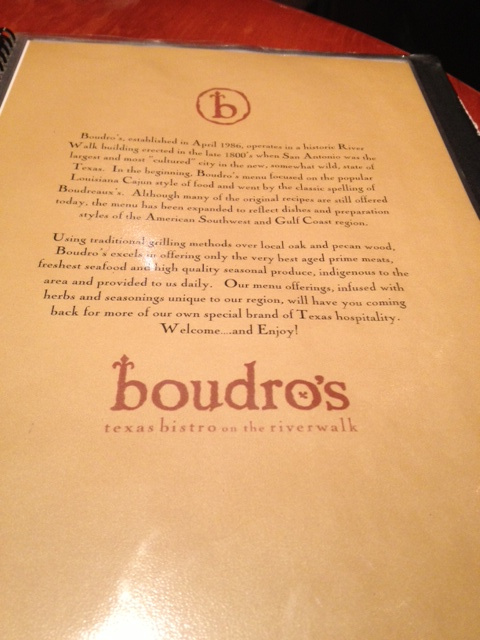 Boudro's Story