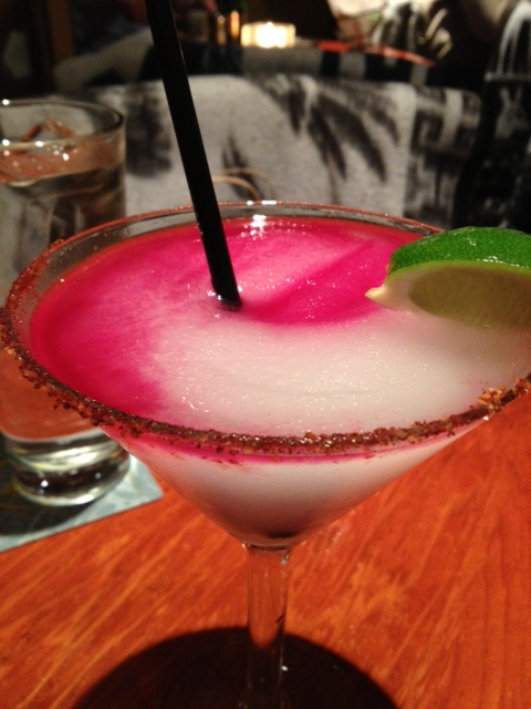 Prickley Pear Margarita