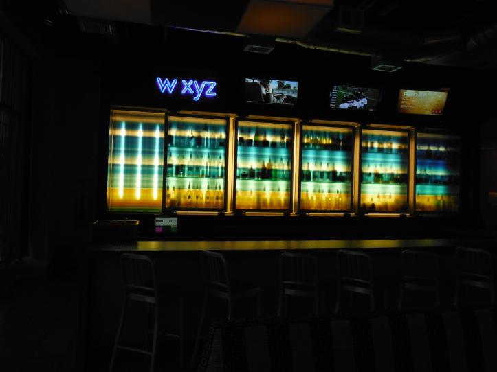 WXYZ Bar