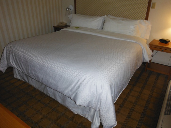 The Four points bedroom