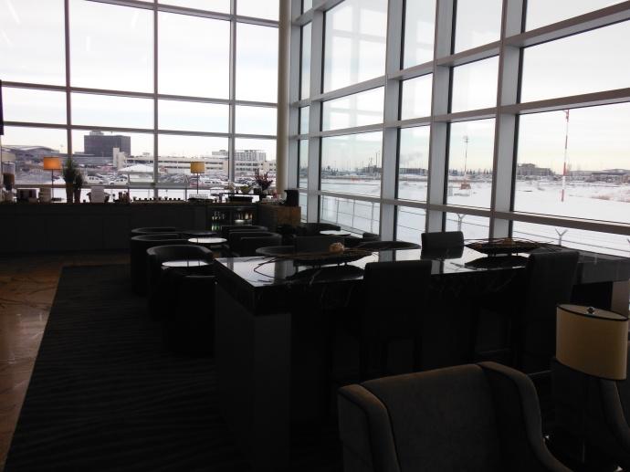 Work area and additonal seating