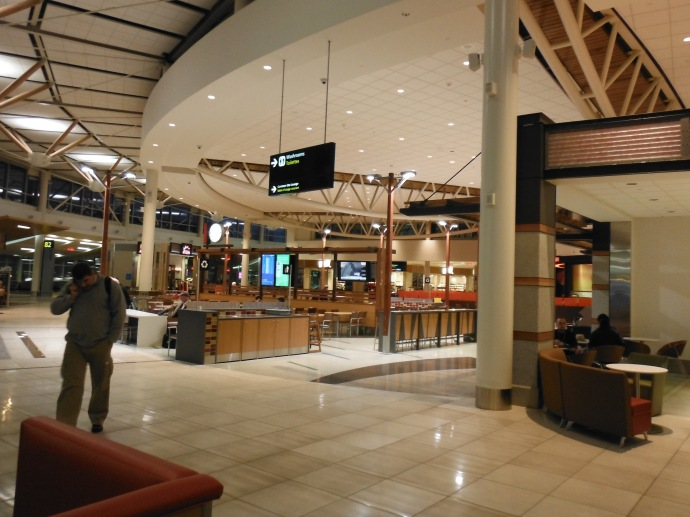 food court seating