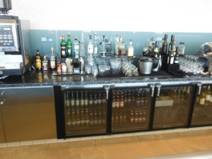 Self serve bar