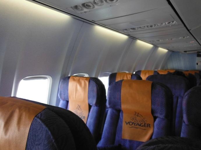 My seat