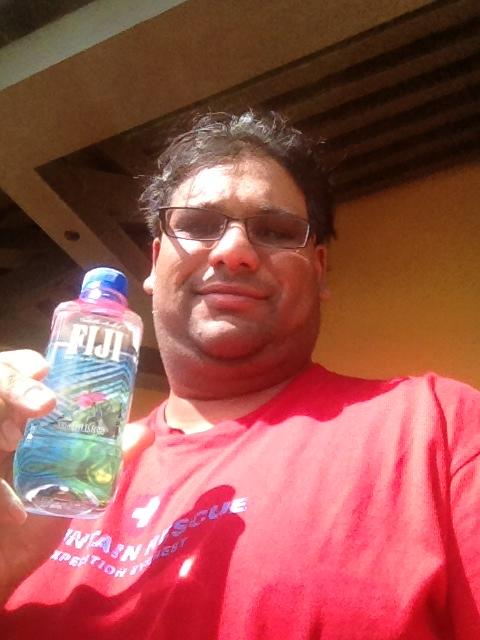 When in Fiji