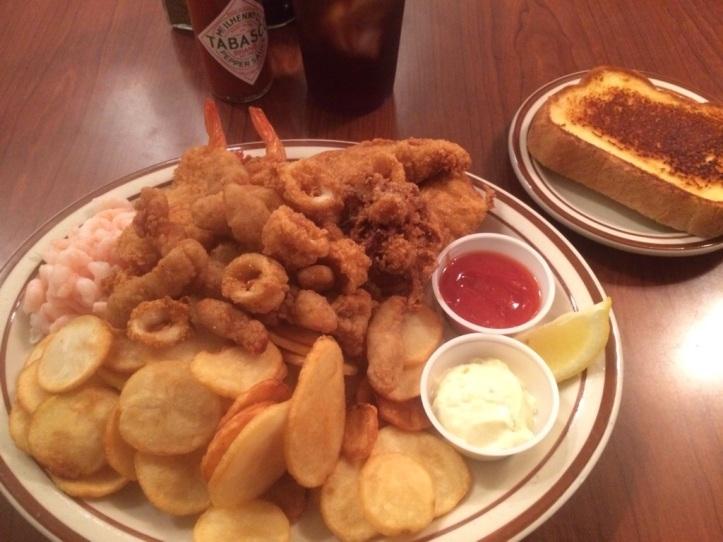Seafood anyone